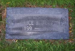 Alice B. Urry