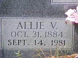 """Alice Viola """"Allie"""" <I>Densmore</I> Collins"""