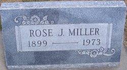 "Rosa Julia ""Rose"" Miller"