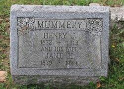 Henry J. Mummery