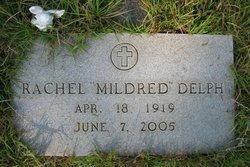 Rachel Mildred <I>Gaskin</I> Delph