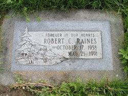 Robert C Raines
