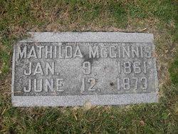 Mathilda McGinnis