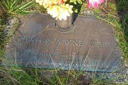 Chester Wayne Crum
