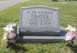 Ruth Andrew Thayer