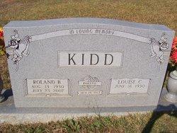 Roland B Kidd