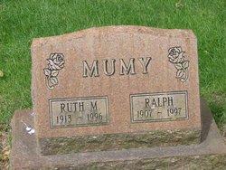 Ruth M. Mumy