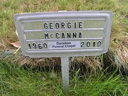 Georgie McCanna