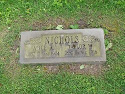 Alice A. <I>Brooks</I> Nichols