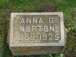 Anna B. <I>Brown</I> Norton