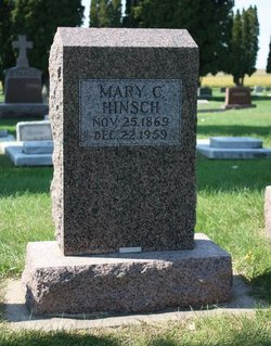 Mary C Hinsch