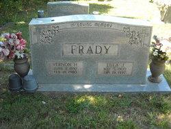 Lula <I>Jones</I> Frady