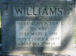 Ira C. Williams