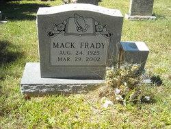 Mack Frady
