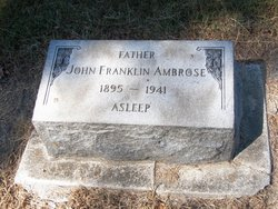 John Franklin Ambrose