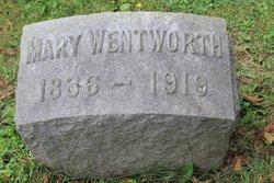 Mary Wentworth