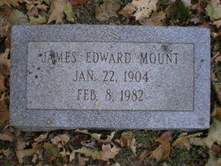 James Edward Mount