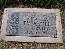 Laura Gray Eversole