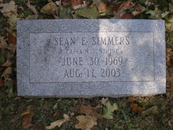 "Sean E. ""Captain Sunshine"" Simmers"