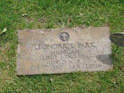 Leonorr L. Park