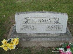 Hazel Helen Benson