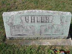 Clarence W Uhler