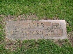 Bertha E. Parr