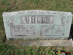Emma G Uhler