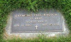 Raymond Paul Rausch