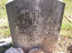 Keith P Johnson