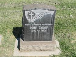 Rev Fr John Galvin