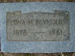 Edna M Reynolds