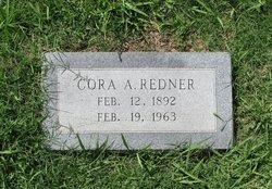 Cora A. Redner