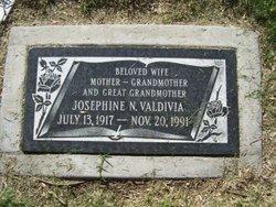 Josephine N. Valdivia