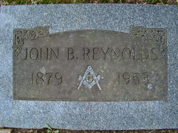 John B Reynolds