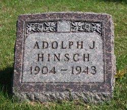 Adolph Johann Hinsch