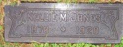 Nellie M Jones