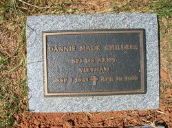Dannie Mack Childers