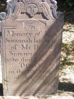 Susannah Sumner