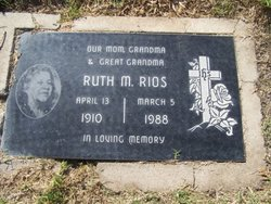 Ruth M Rios