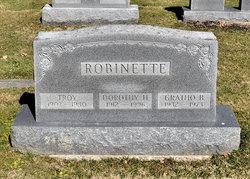 Gratho B Robinette