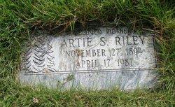 Artie S Riley
