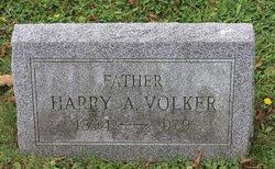 Harry Albert Volker