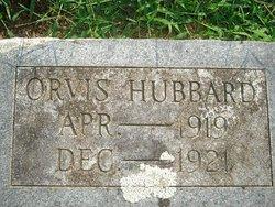 Orvis Hubbard