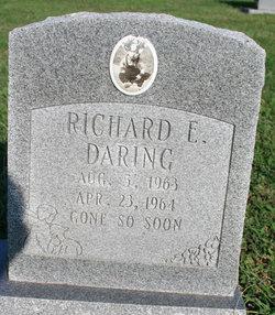Richard E. Daring