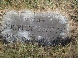 Gertrude <I>Pfeiffer</I> Duffy