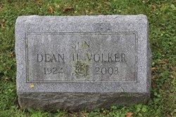 Dean Harry Volker