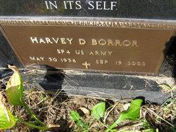 Harvey Dale Borror