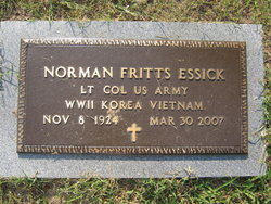 Norman Fritts Essick