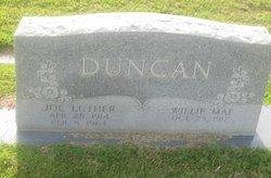 Willie Mae Duncan